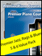 Premier Piano Course Jazz, Rags & Blues 5-6 Value Pack (Packet)