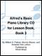 Alfred's Basic Piano Library - CD for Lesson Book Level 3
