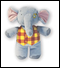 Music for Little Mozarts - Elgar E. Elephant (Stuffed toy) by Christine H. Barden - Alfred Publishing Company - Prima Music Cover