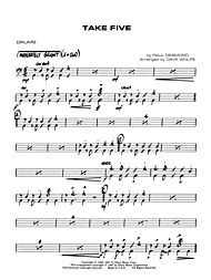 take five piano accompaniment pdf