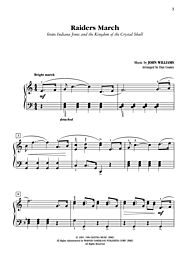 Raiders March (from Indiana Jones and the Kingdom of the Crystal Skull)  by John Williams