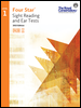 Four Star Sight Reading and Ear Tests (2015 Edition) - Level 1 (Includes Online Ear Training)