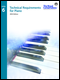 Technical Requirements for Piano (2015 Edition) - Level 6