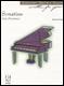 FJH Piano Solo: Sonatine (Les Pivoines)
