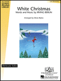 White Christmas by Irving Berlin  Mona Rejino, Irving Berlin, Hal Leonard Student Piano Library