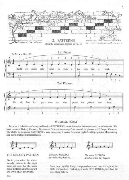John thompson 39 s modern course book 1 sheet music by for What does the song moon river mean