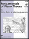 Fundamentals of Piano Theory Level 1 Sheet Music by Keith Snell - Neil A. Kjos Music Company - Prima Music Cover