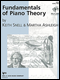 Fundamentals of Piano Theory Level 2 Sheet Music by Keith Snell - Neil A. Kjos Music Company - Prima Music Cover