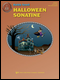 Halloween Sonatine Sheet Music by Keith Snell - Neil A. Kjos Music Company - Prima Music Cover