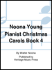 Young Pianist Series: Christmas Carols, Level 4