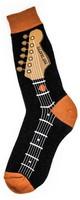 Men's Guitar Neck Sock