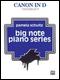 Pachelbel / Canon in D (Piano Solo)