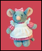 Music for Little Mozarts - Nannerl Mouse (Stuffed toy)