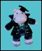 Music for Little Mozarts - Professor Haydn Hippo (Stuffed toy)