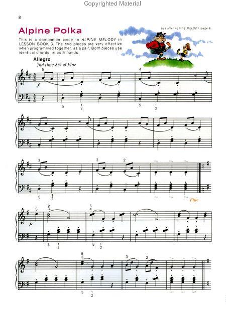 Alfred's Basic Piano Library - Recital Book Level 3 Sheet Music by Willard  Palmer, Morton Manus, Amanda Vick Lethco - Alfred Publishing Company -