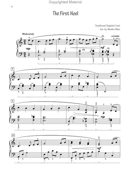 Christmas Jazz, Rags & Blues, Book 2 Sheet Music by Various Composers - Alfred Publishing ...