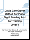 David Carr Glover Method for Piano: Sight Reading and Ear Training Level 4
