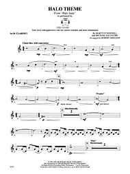 Halo Theme From Halo Suite Tuba Alfred Publishing Company