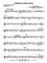 Strike Up the Band! by George Gershwin