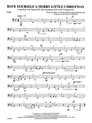Have Yourself A Merry Little Christmas Piano Sheet Music.Have Yourself A Merry Little Christmas Vocal Solo With Opt E Flat Alto Saxophone Solo Or B Flat Trumpet Solo 2nd E Flat Alto Saxophone Alfred