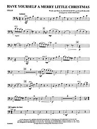 Have Yourself A Merry Little Christmas Violin Sheet Music.Have Yourself A Merry Little Christmas 3rd F Horn Alfred Publishing Company Prima Music