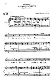 Songs, Volume I - High Voice by Charles Francois Gounod