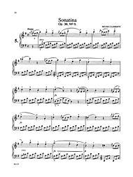 Clementi Six Sonatinas Op. 36 by Muzio Clementi Tucker, Dale