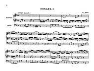 Complete Organ Works, Volume I by Johann Sebastian Bach