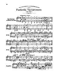 Beethoven Variations Volume 1 by Ludwig van Beethoven Winkler, Marty