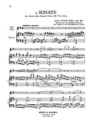 Two Sonatas by Hans Leo Hassler