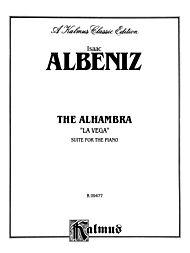 Albeniz / Alhambra by Albeniz, Isaac Winkler, Marty