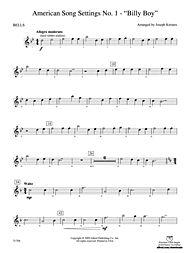 American Song Settings, No. 1 -