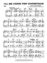 Ill Be Home For Christmas Sheet Music.I Ll Be Home For Christmas By Kim Gannon Walter Kent Alfred Publishing Company Prima Music