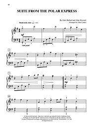 The Polar Express, Selections from - Easy Piano (Book) by Glen Ballard and Alan Silvestri