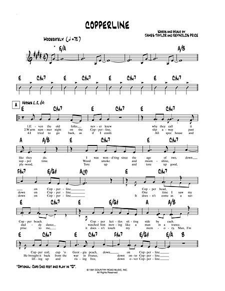Copperline Warner Brothers Music Prima Music