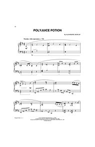 Harry Potter and the Deathly Hallows, Part 1 - Piano Solos (Book) by Alexandre Desplat