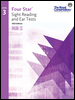 Four Star Sight Reading and Ear Tests (2015 Edition) - Level 3 (Includes Online Ear Training)