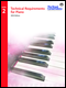Technical Requirements for Piano (2015 Edition) - Level 2