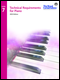 Technical Requirements for Piano (2015 Edition) - Level 7
