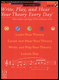 Write, Play, and Hear Your Theory Every Day, Book 2 (with CD)