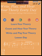 Write, Play, and Hear Your Theory Every Day, Book 3 (with CD)