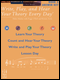 Write, Play, and Hear Your Theory Every Day, Book 3 - Answer Key