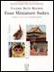Valerie Roth Roubos: Four Miniature Suites (Elementary)