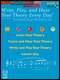 Write, Play, and Hear Your Theory Every Day, Book 4 (with CD)