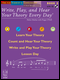 Write, Play, and Hear Your Theory Every Day, Book 5 (with CD)