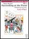 Succeeding at the Piano: Lesson and Technique Book, Grade 5 (Book & CD)
