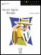 FJH Piano Solo: Secret Agent Boogie