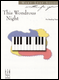 FJH Piano Solo: This Wondrous Night