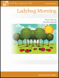 Ladybug Morning by Randall Hartsell, Randall Hartsell