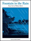 Fountain In The Rain by William Gillock William Gillock